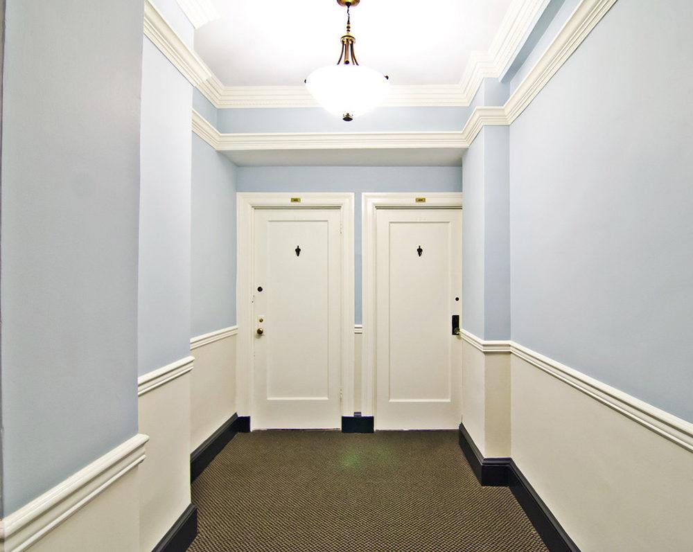 Enty + Hallways